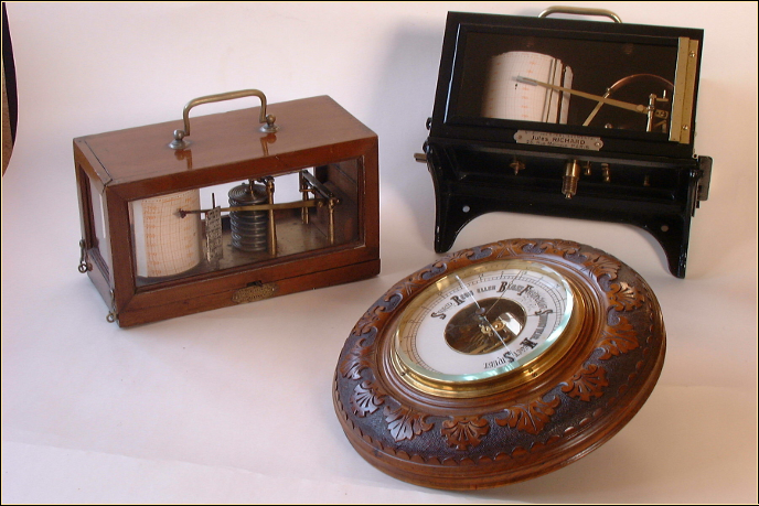 Onderhoud & Restauratie Barometers Stuck in Time Naarden